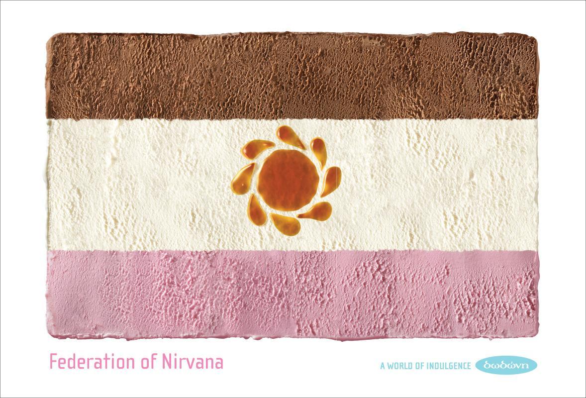 Dodoni Print Ad -  Federation of Nirvana
