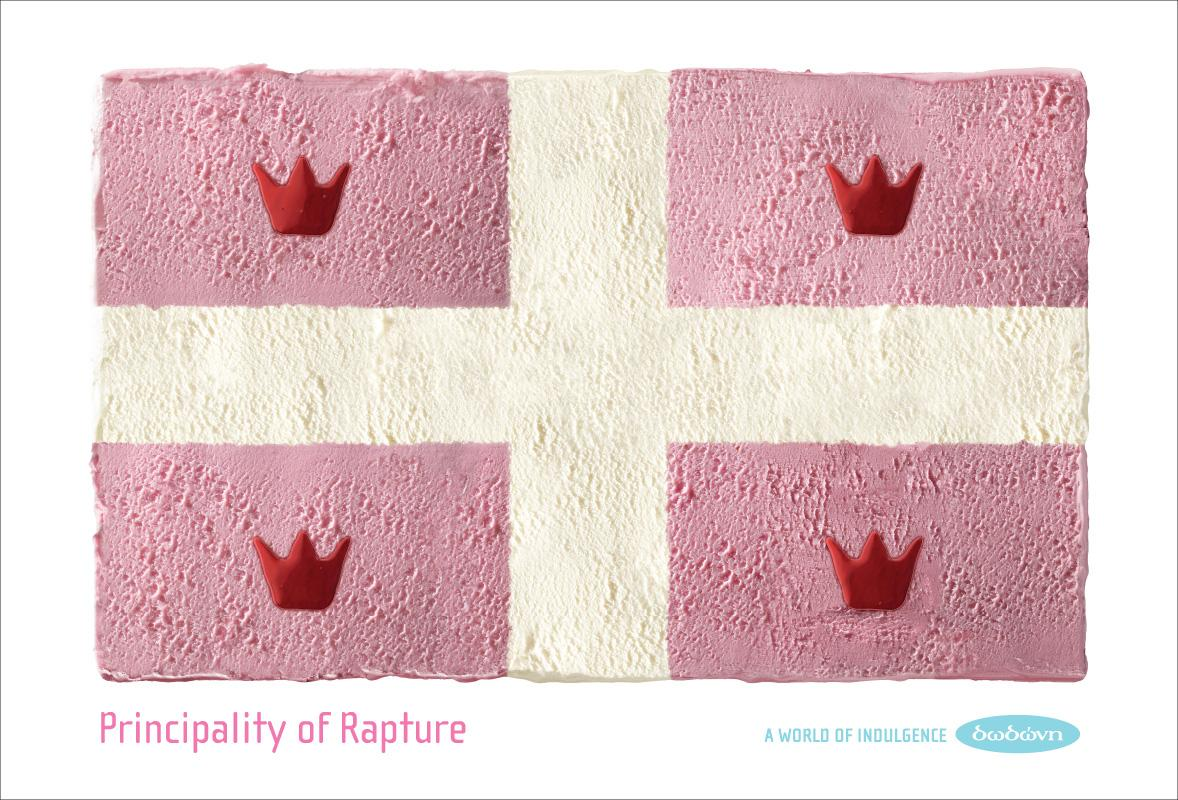 Dodoni Print Ad -  Principality of Rapture