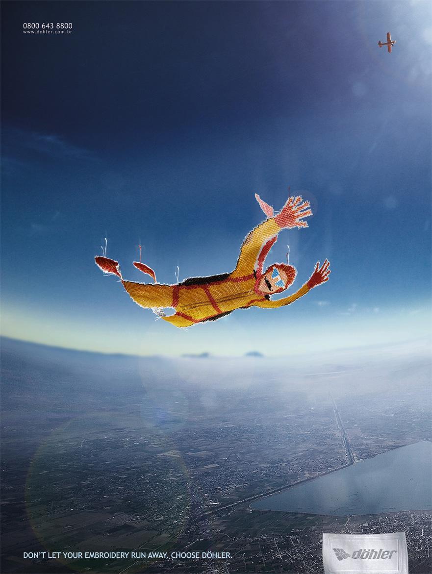 Döhler Print Ad -  Sky