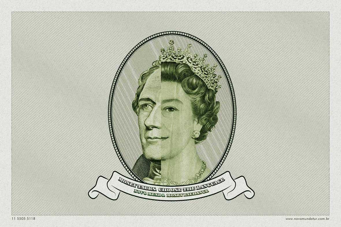 Dollar / Pound