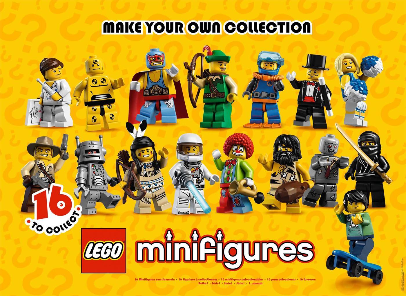 Lego Digital Ad -  Microsite