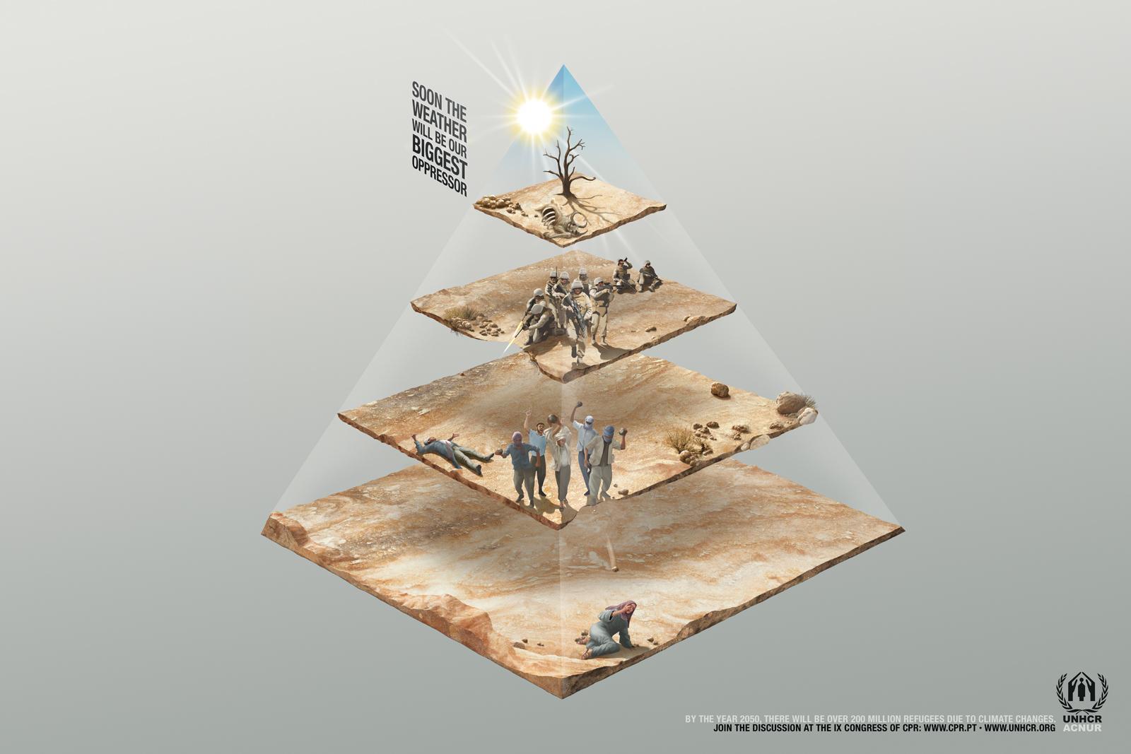 UNHCR Print Ad -  Drought