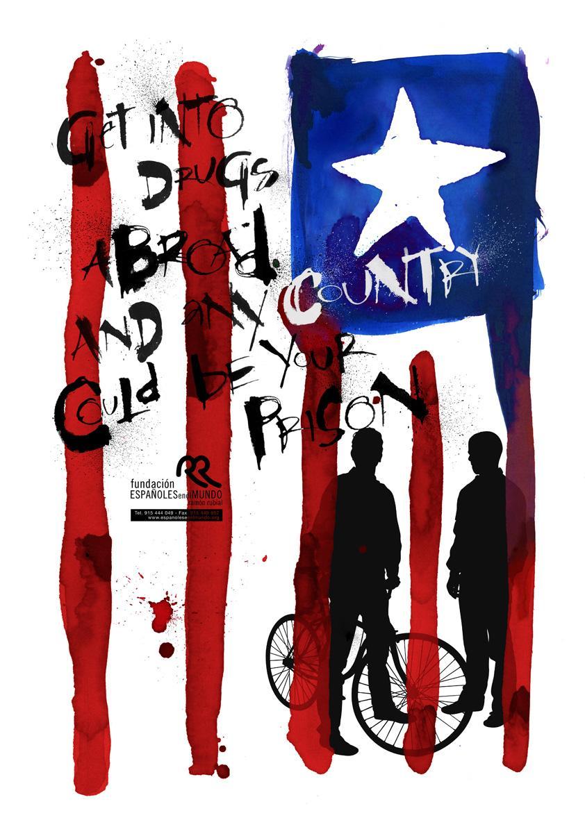 Ramon Rubial Print Ad -  Liberia