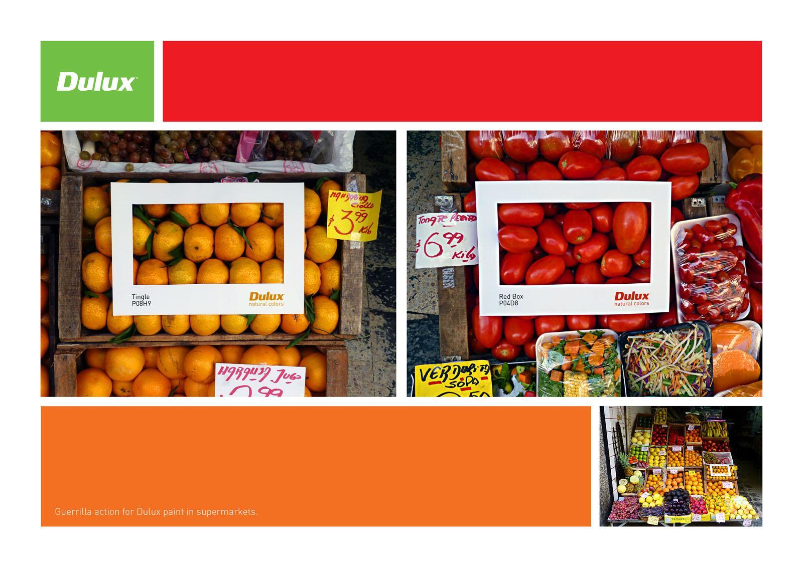 Dulux Ambient Ad -  Natural Colours