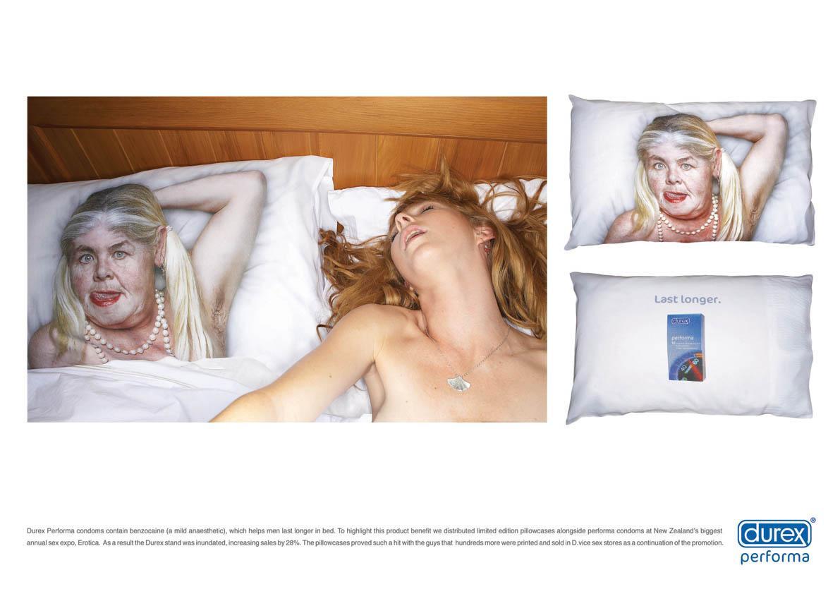 Durex Ambient Ad -  Redhead