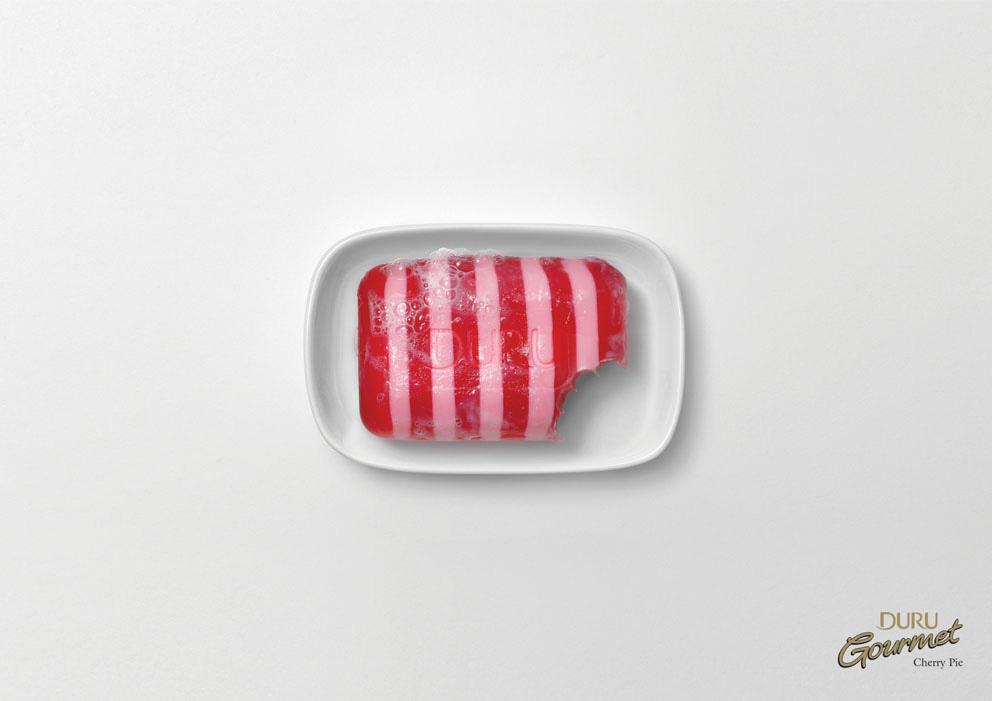 Duru Print Ad -  Tasty