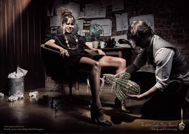 Eagle Print Awards Print Ad -  Cactus