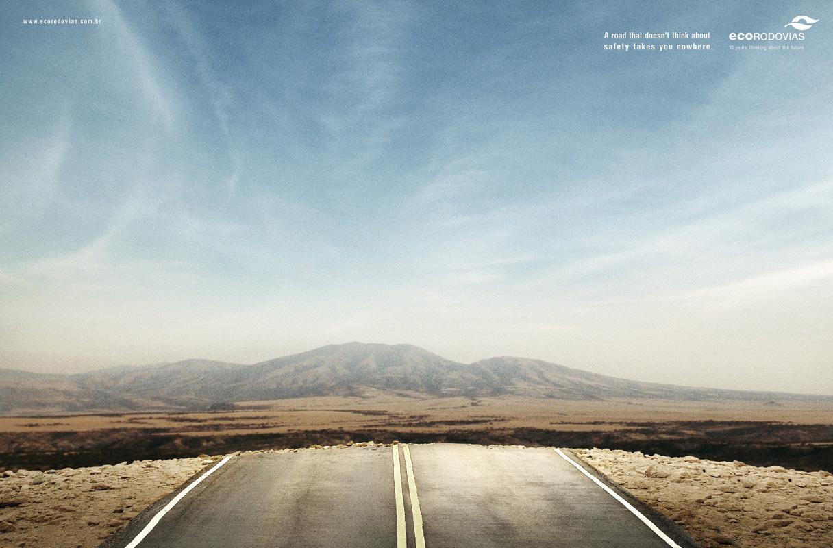 Ecorodovias Print Ad -  Abyss
