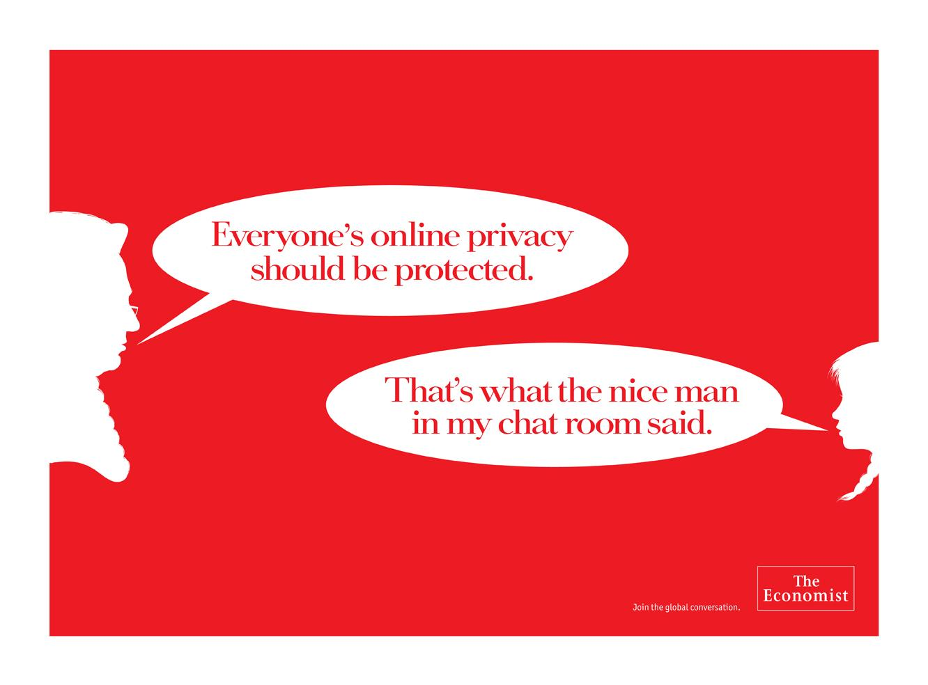 The Economist Print Ad -  Judge