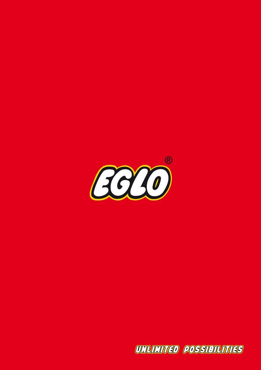 Lego Print Ad -  EGLO