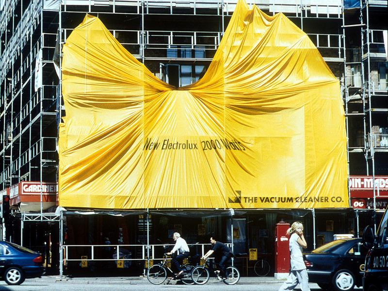 Electrolux Ambient Ad -  Construction site
