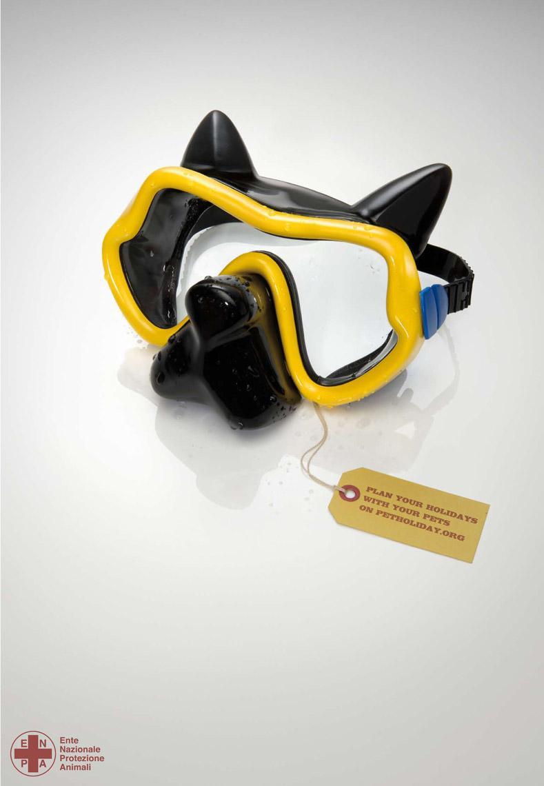 ENPA Print Ad -  Mask