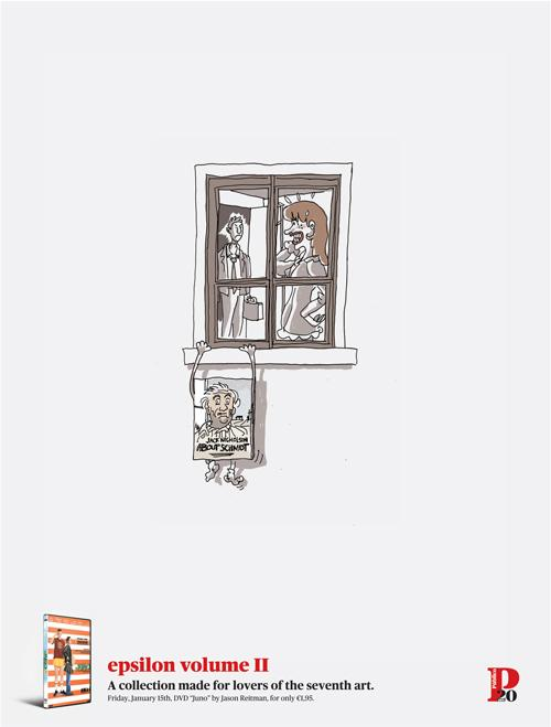Público Print Ad -  Juno