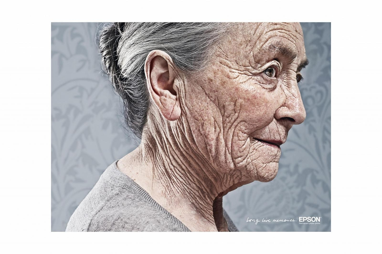 Epson Print Ad -  Memories of men