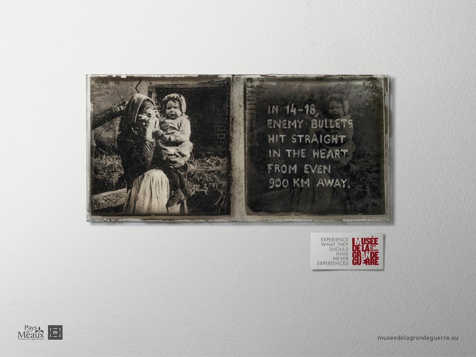 Musée de la Grande Guerre Print Ad -  Experience, 8