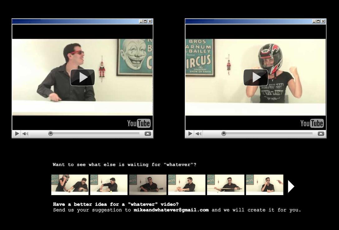 Pepsi Digital Ad -  MikeandWhatever