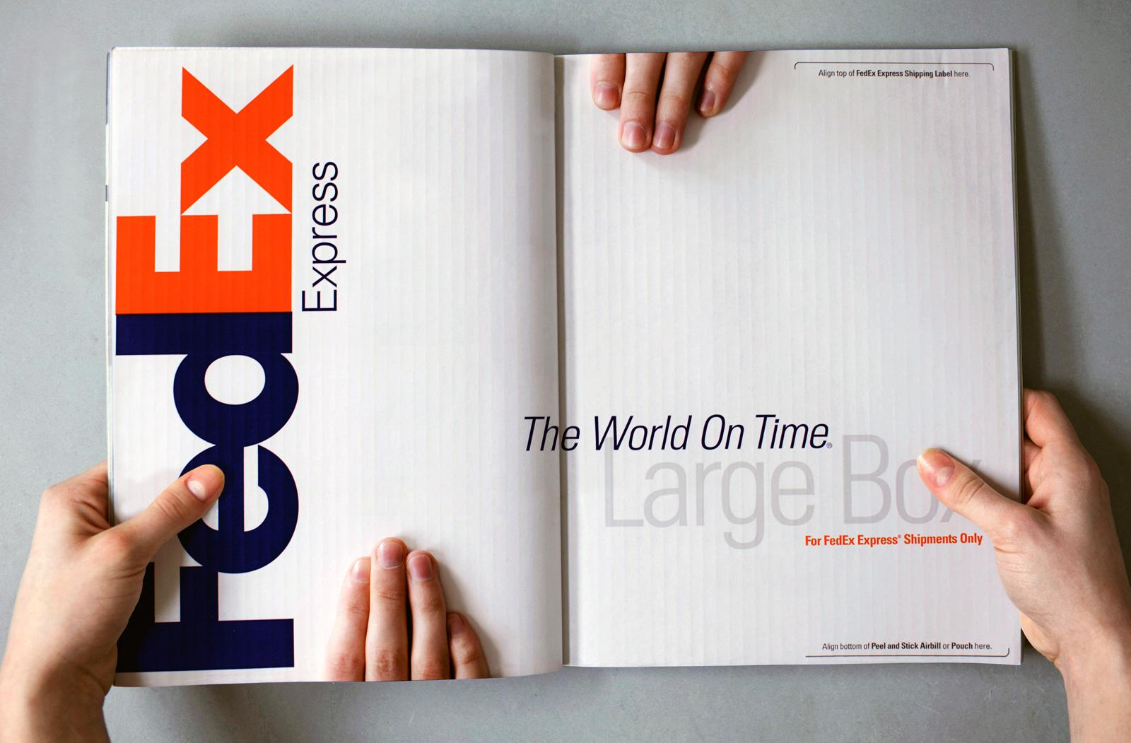 FedEx Print Ad -  Box