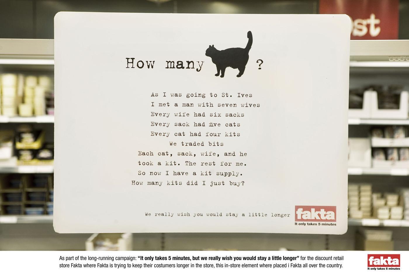 Fakta Ambient Ad -  Cat