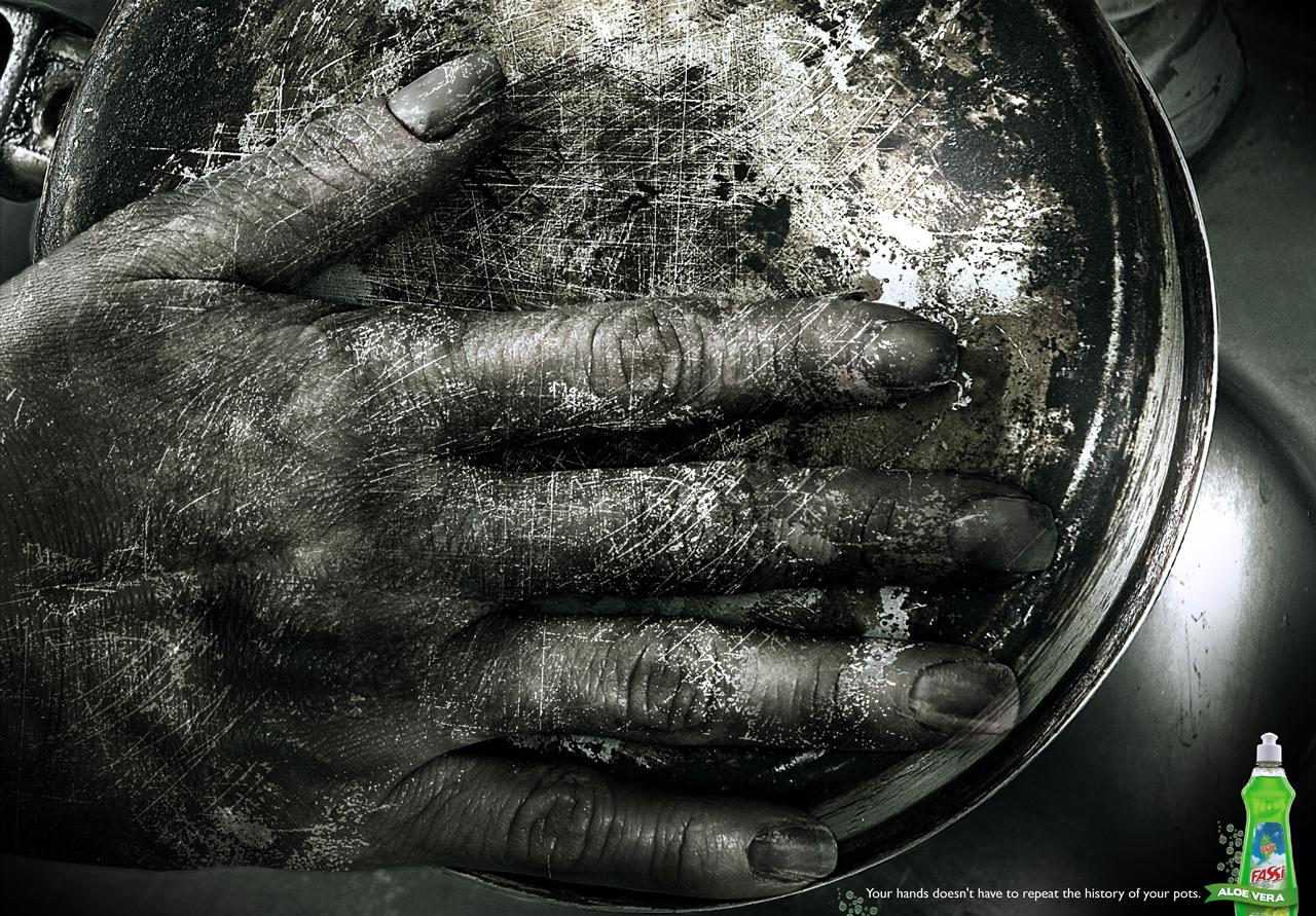 Fassi Print Ad -  Hands, 3