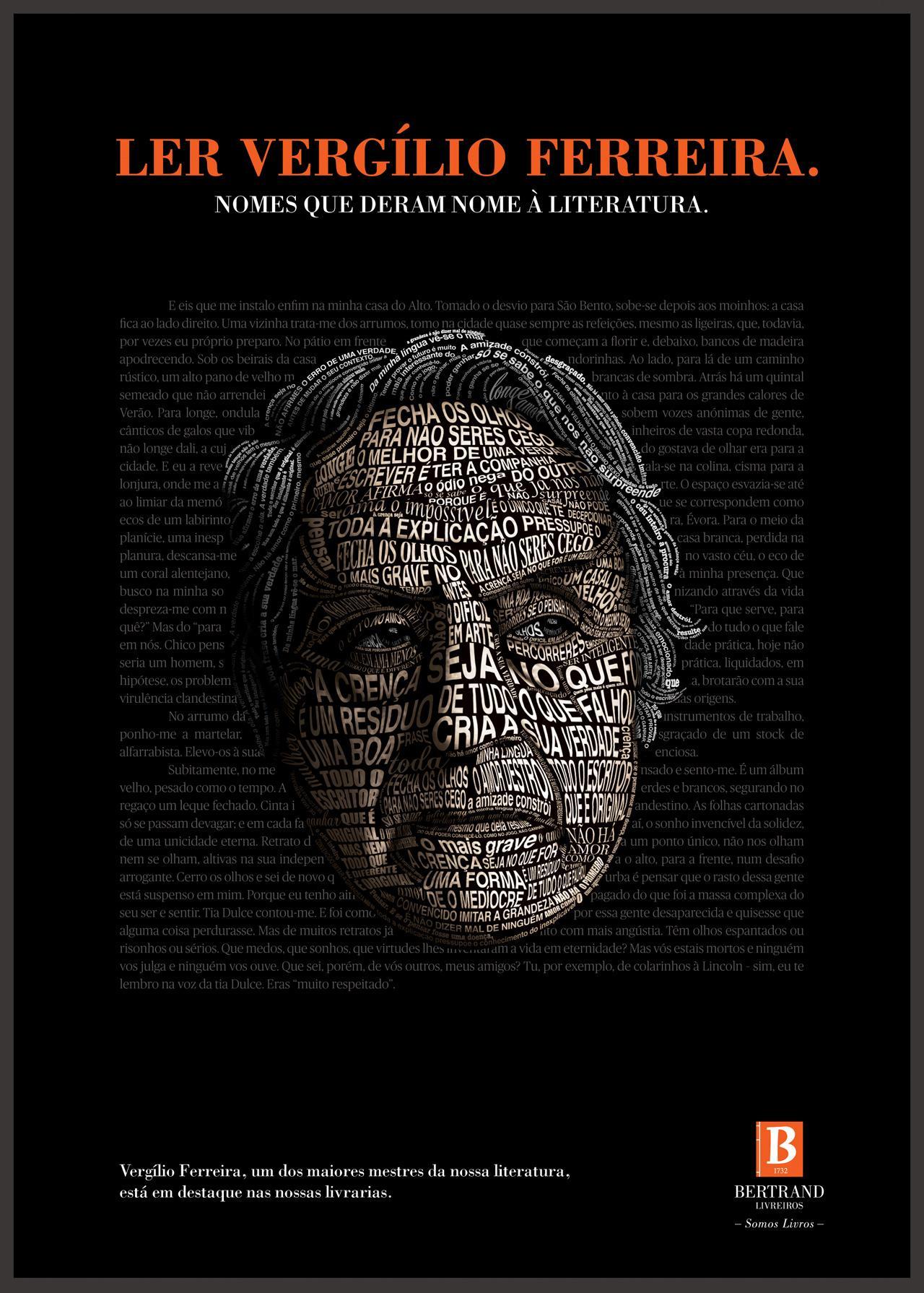 Bertrand Print Ad -  Ferreira