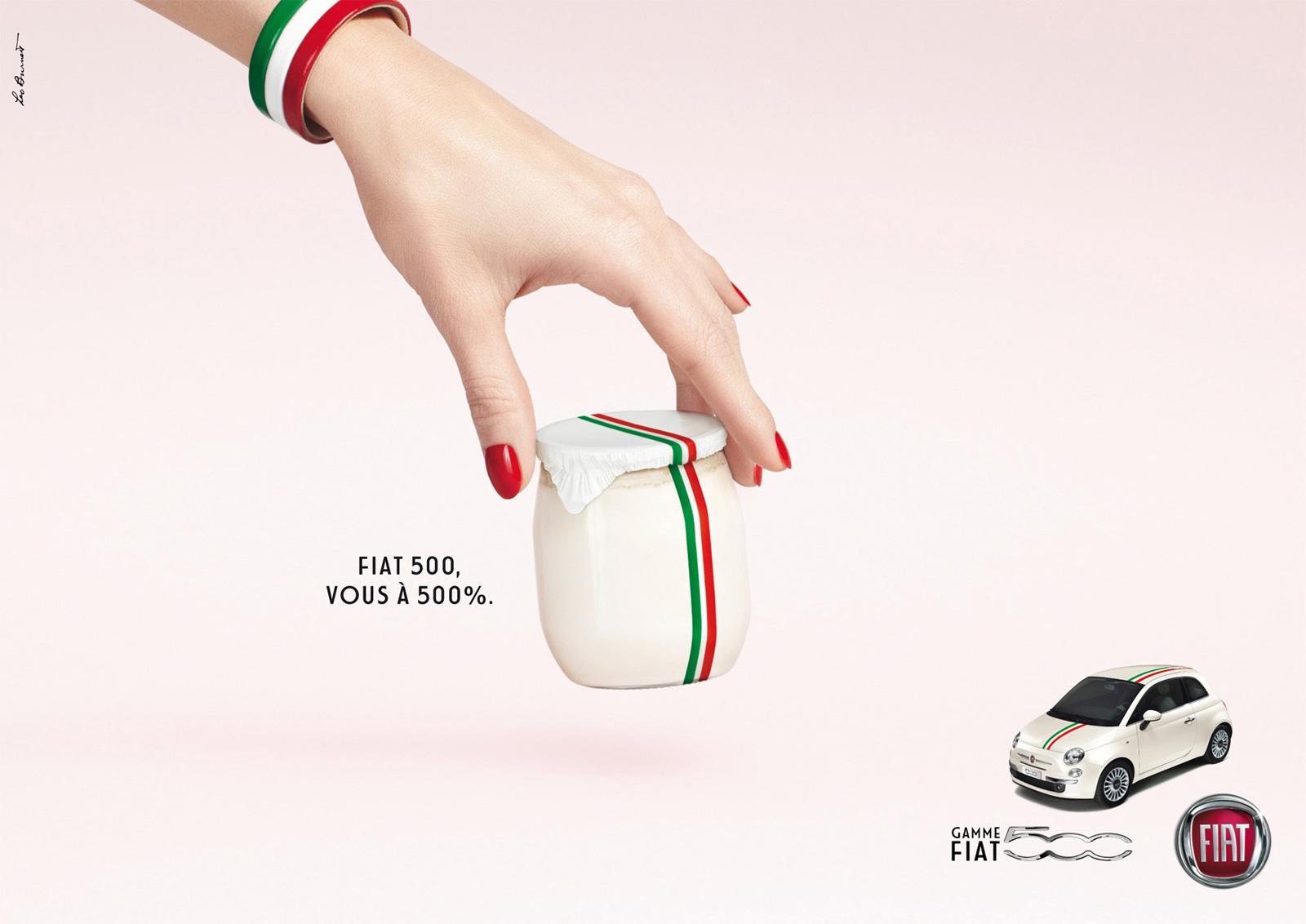 print ad leo burnett. Fiat Print Ad - Hands, Italy Leo Burnett ;