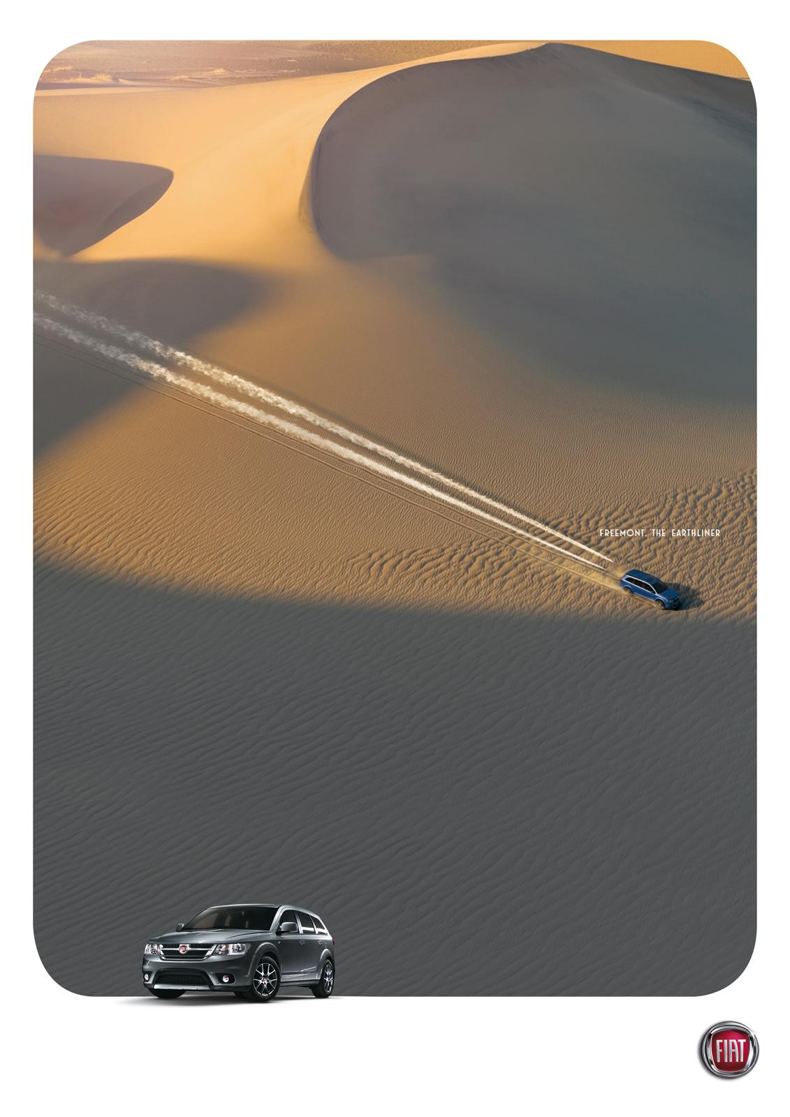 Fiat Print Ad -  The earthliner, 3