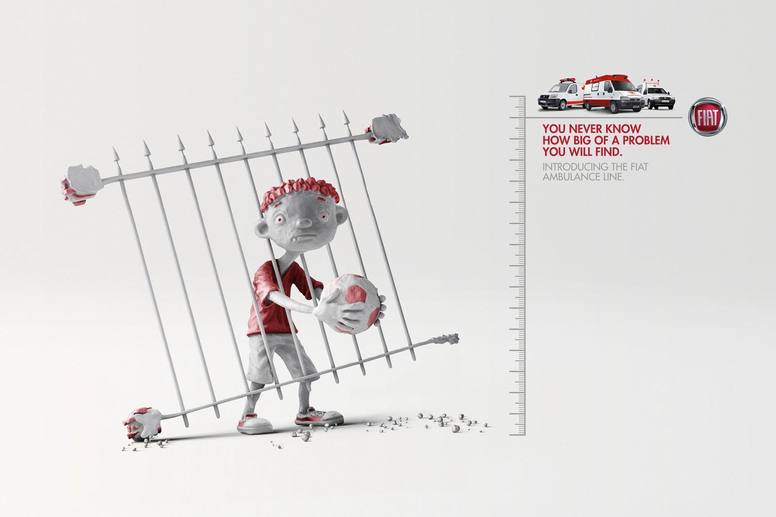 Fiat Print Ad -  Gate