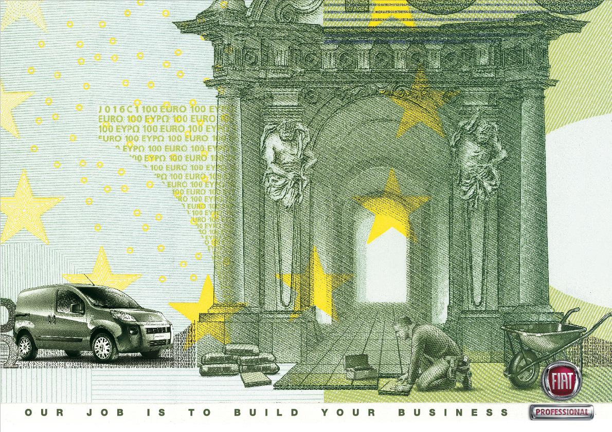 Fiat Print Ad -  Our job is to build your business, 5