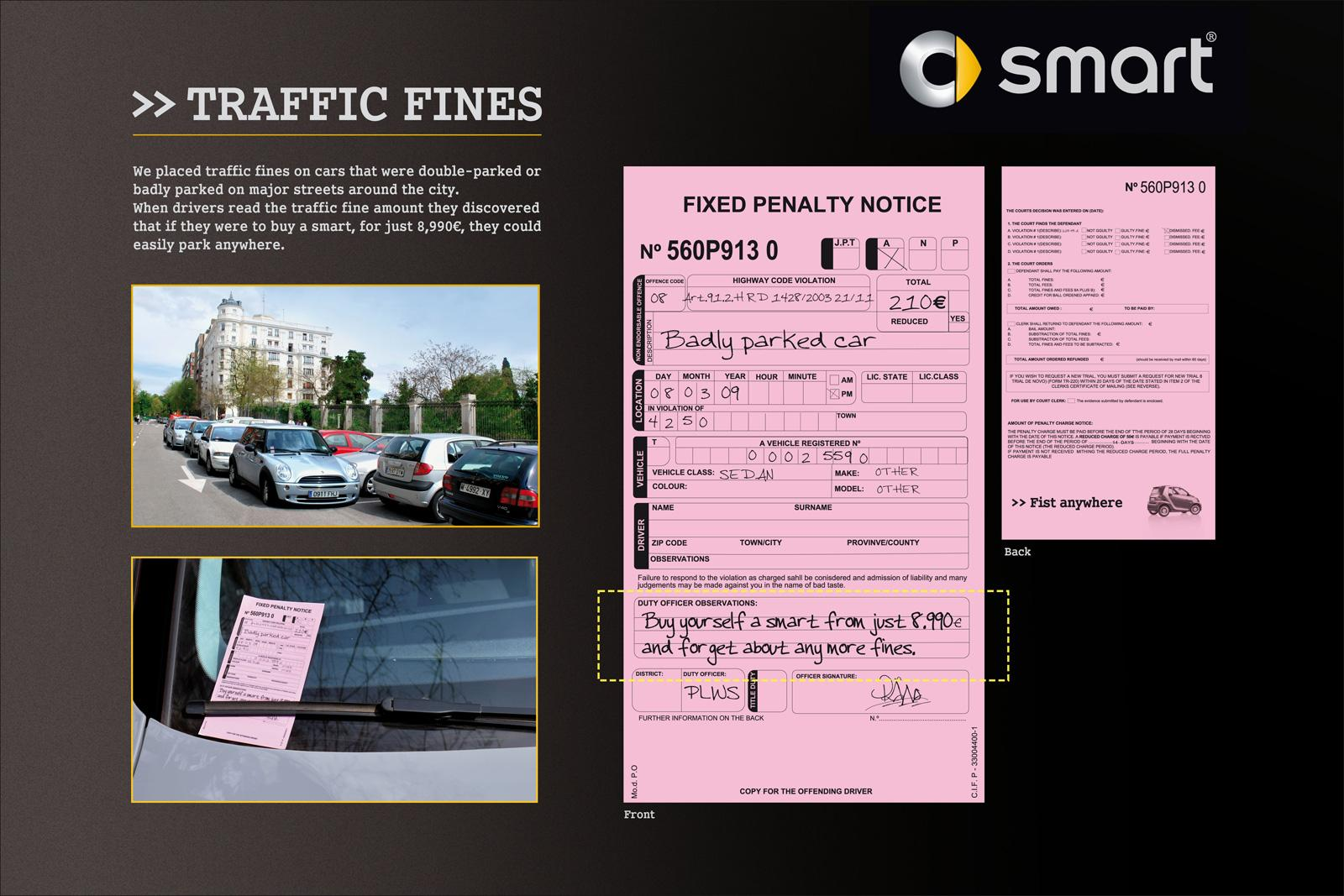 Smart Ambient Ad -  Fine