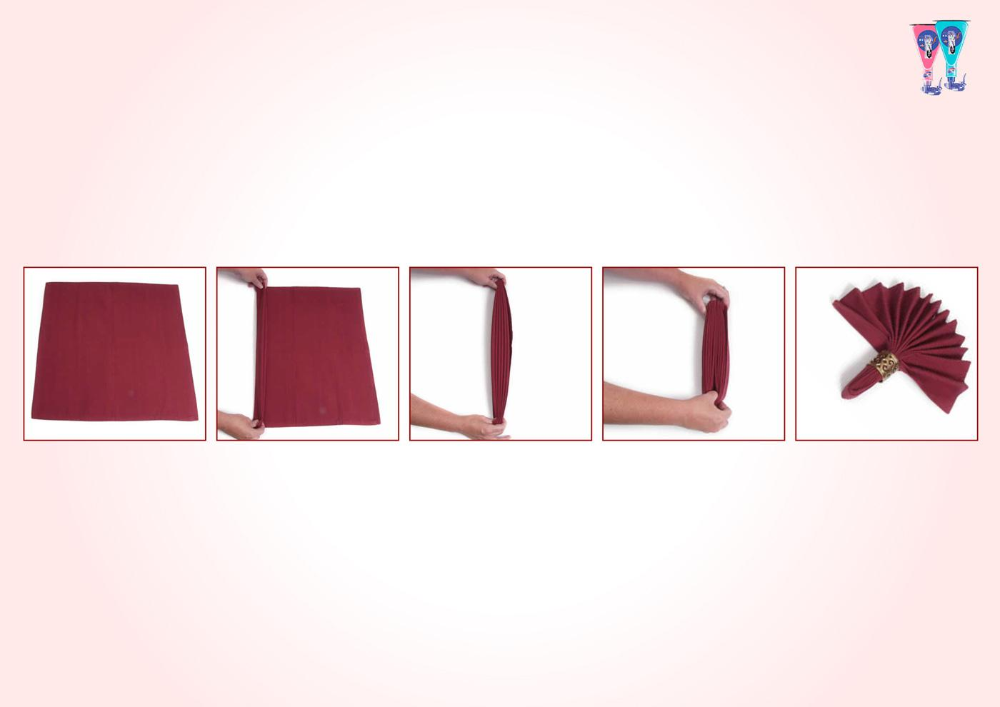 Fineline Print Ad -  Napkins, 1