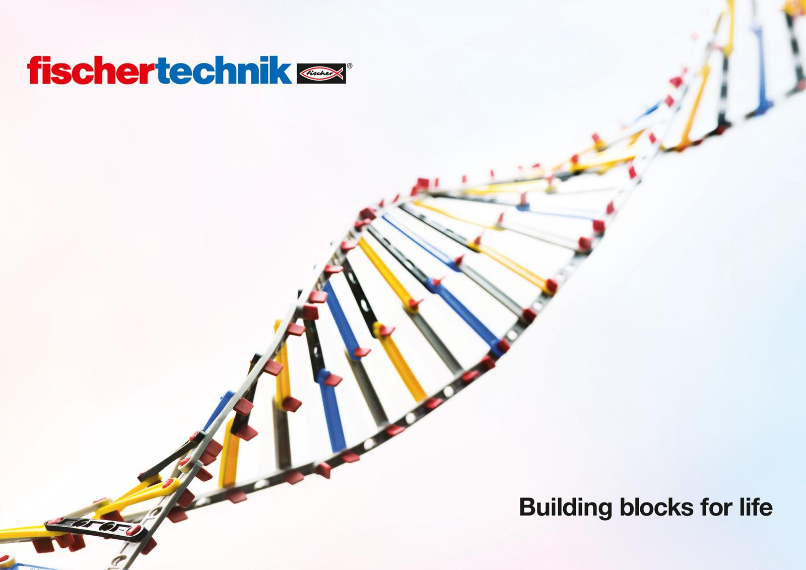 Fischer Print Ad -  DNA