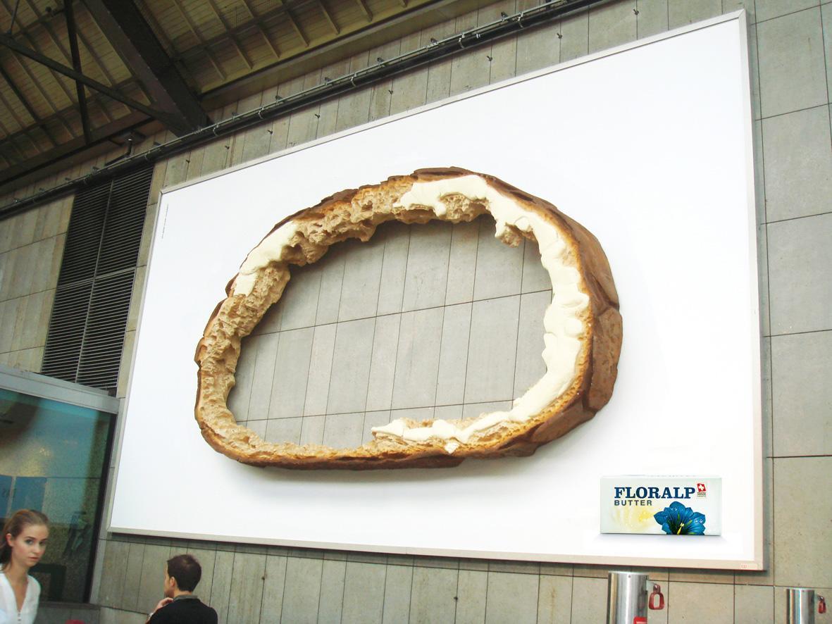 Floralp Outdoor Ad -  Bread