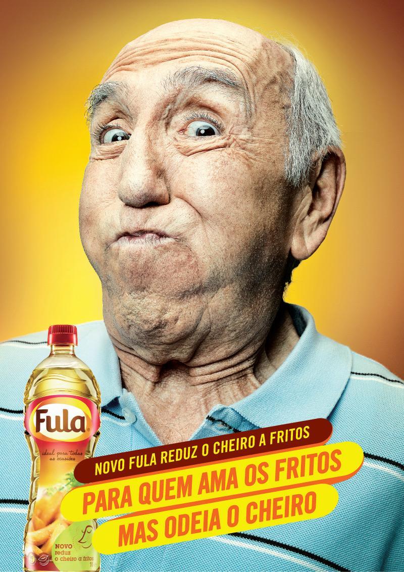 Fula Print Ad -  Grandpa