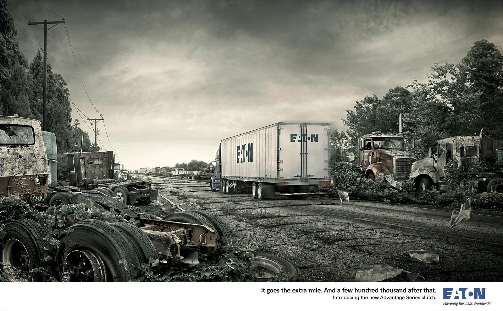 Eaton Print Ad -  Dirty South