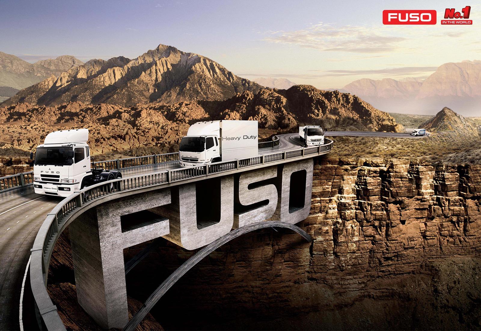 FUSO Print Ad -  Bridge