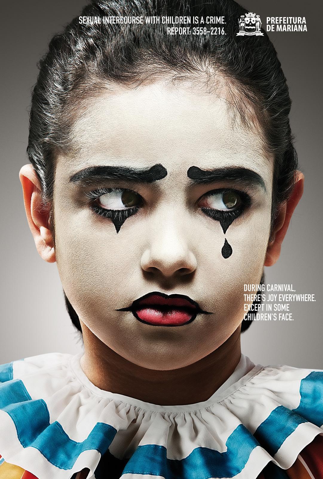 Mariana City Hall Print Ad -  Girl