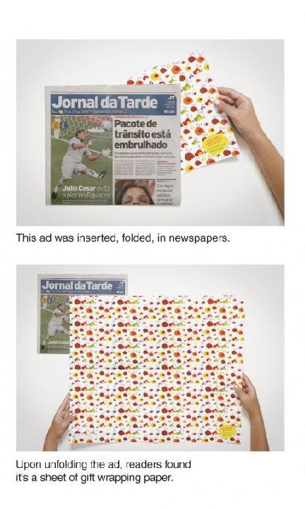 Greenpeace Direct Ad -  Birds