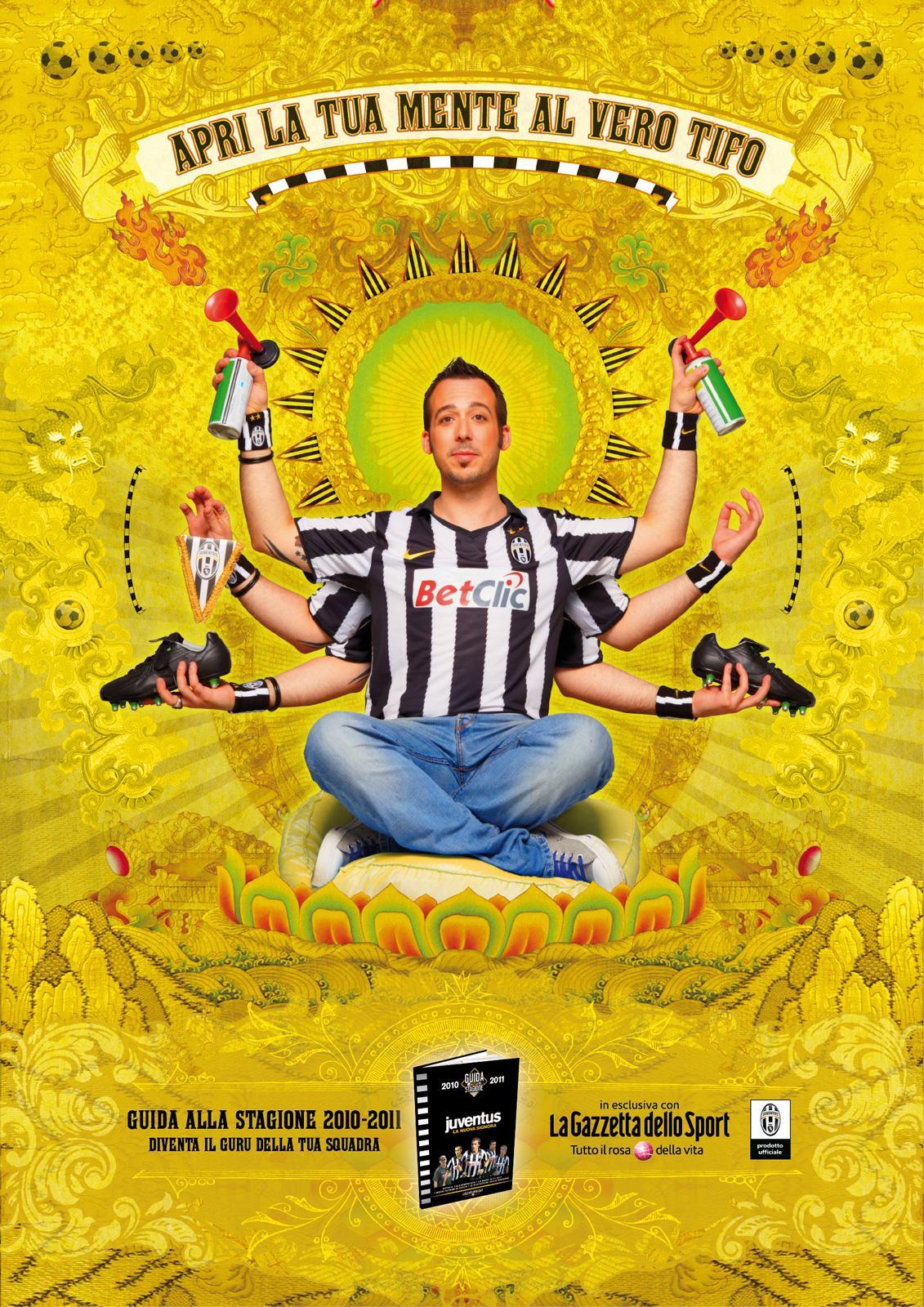 La Gazzetta dello Sport Print Ad -  Guru, 3