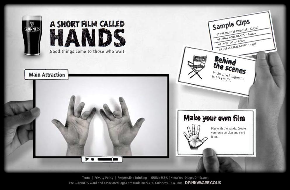A Short Film Called Hand