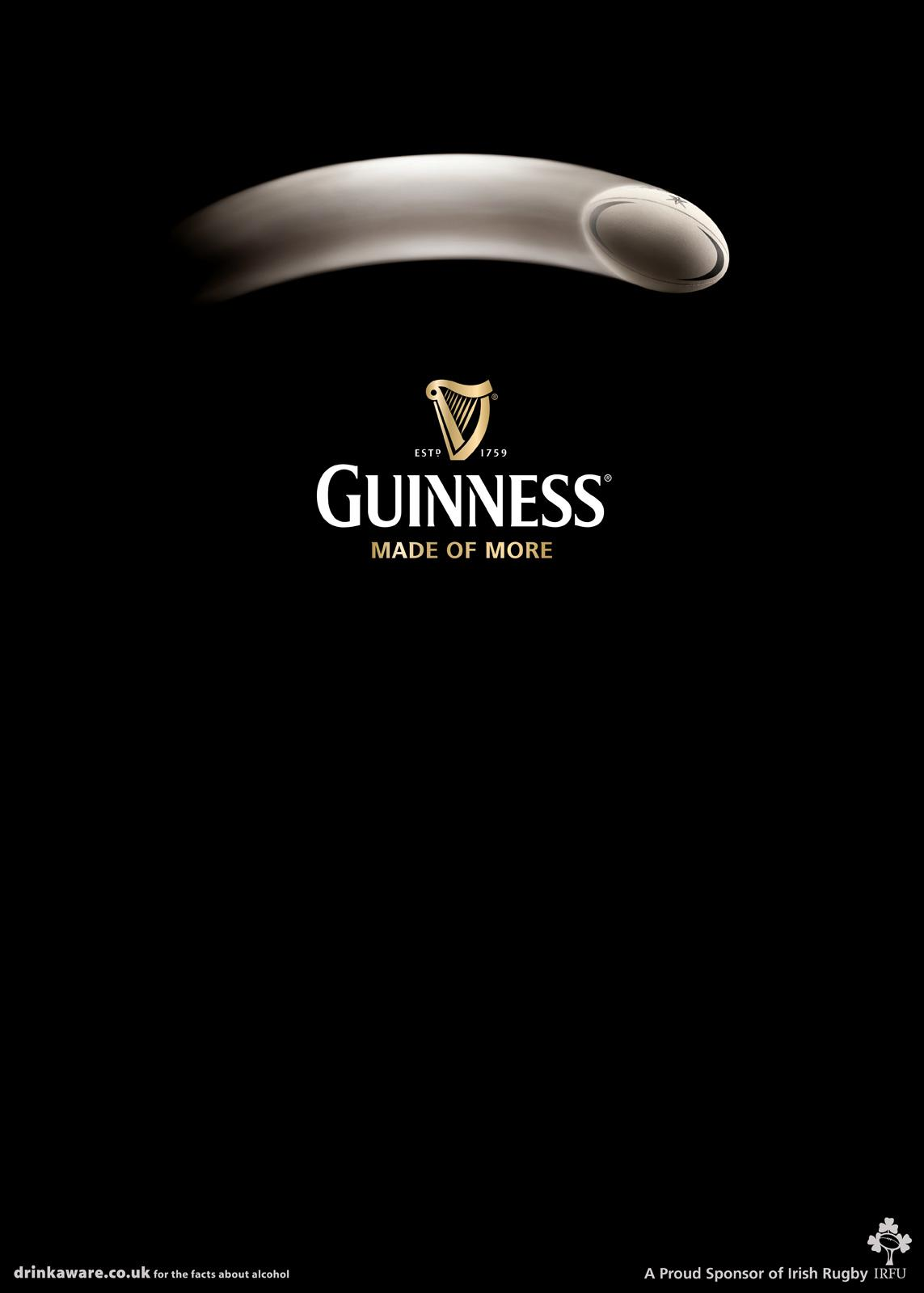 Guinness Print Ad -  Pint Pass
