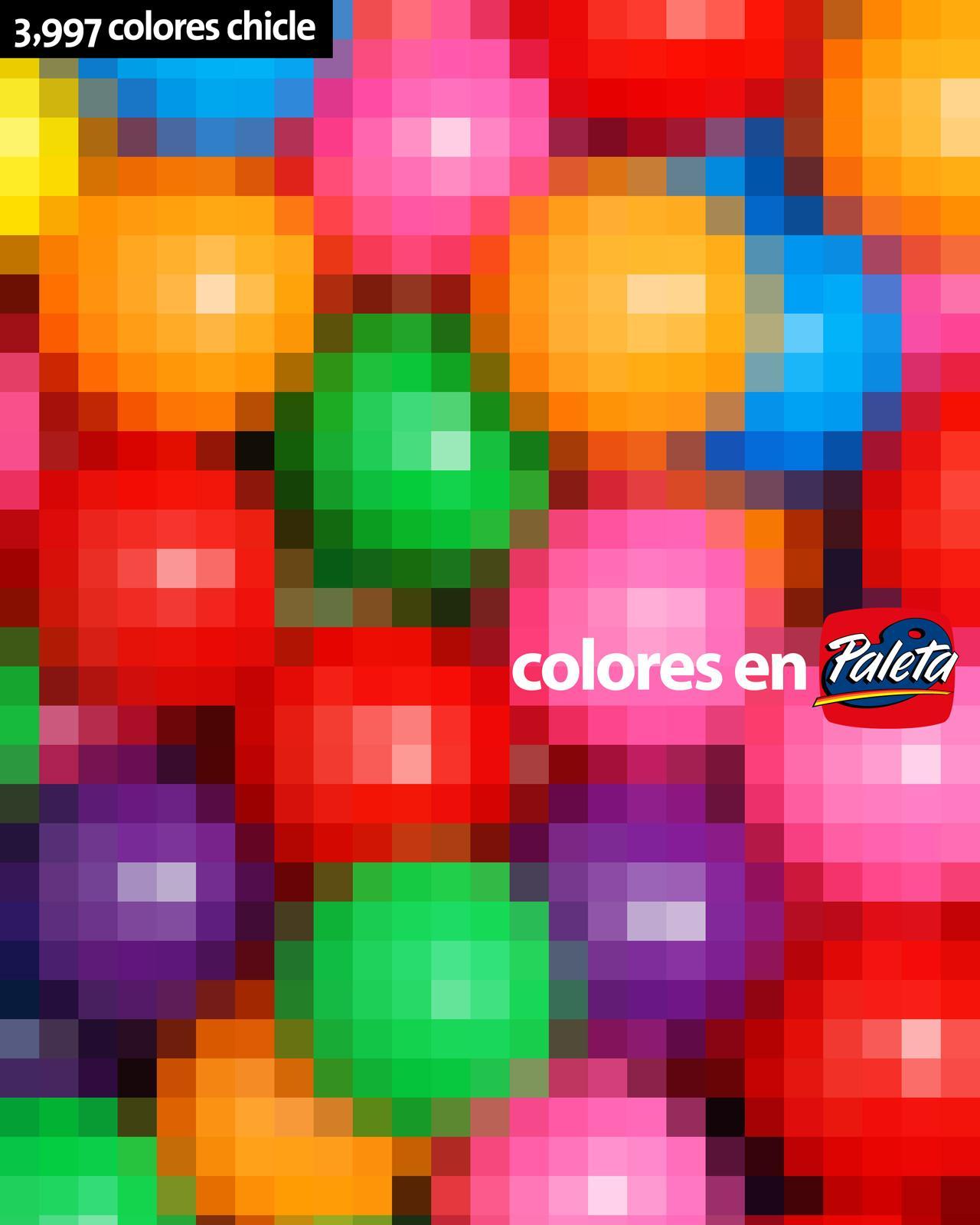 Paleta Print Ad -  Gum Balls