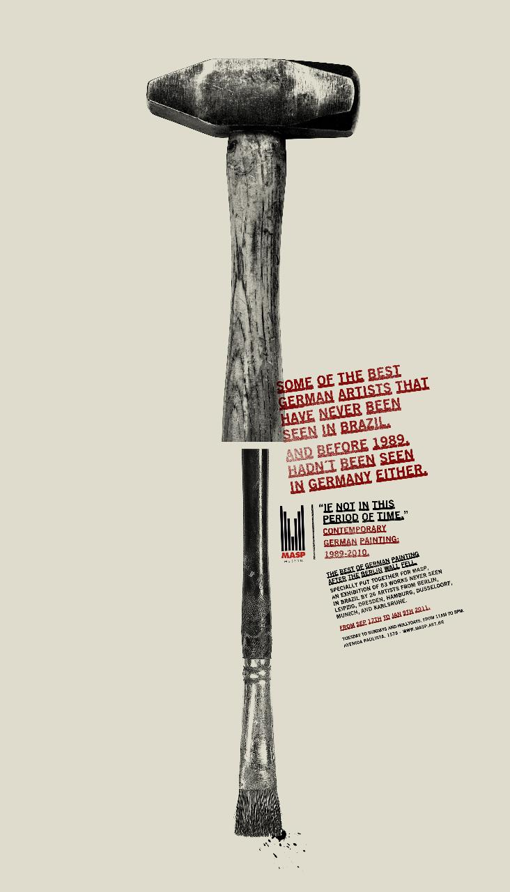 MASP Print Ad -  Hummer/Brush 1