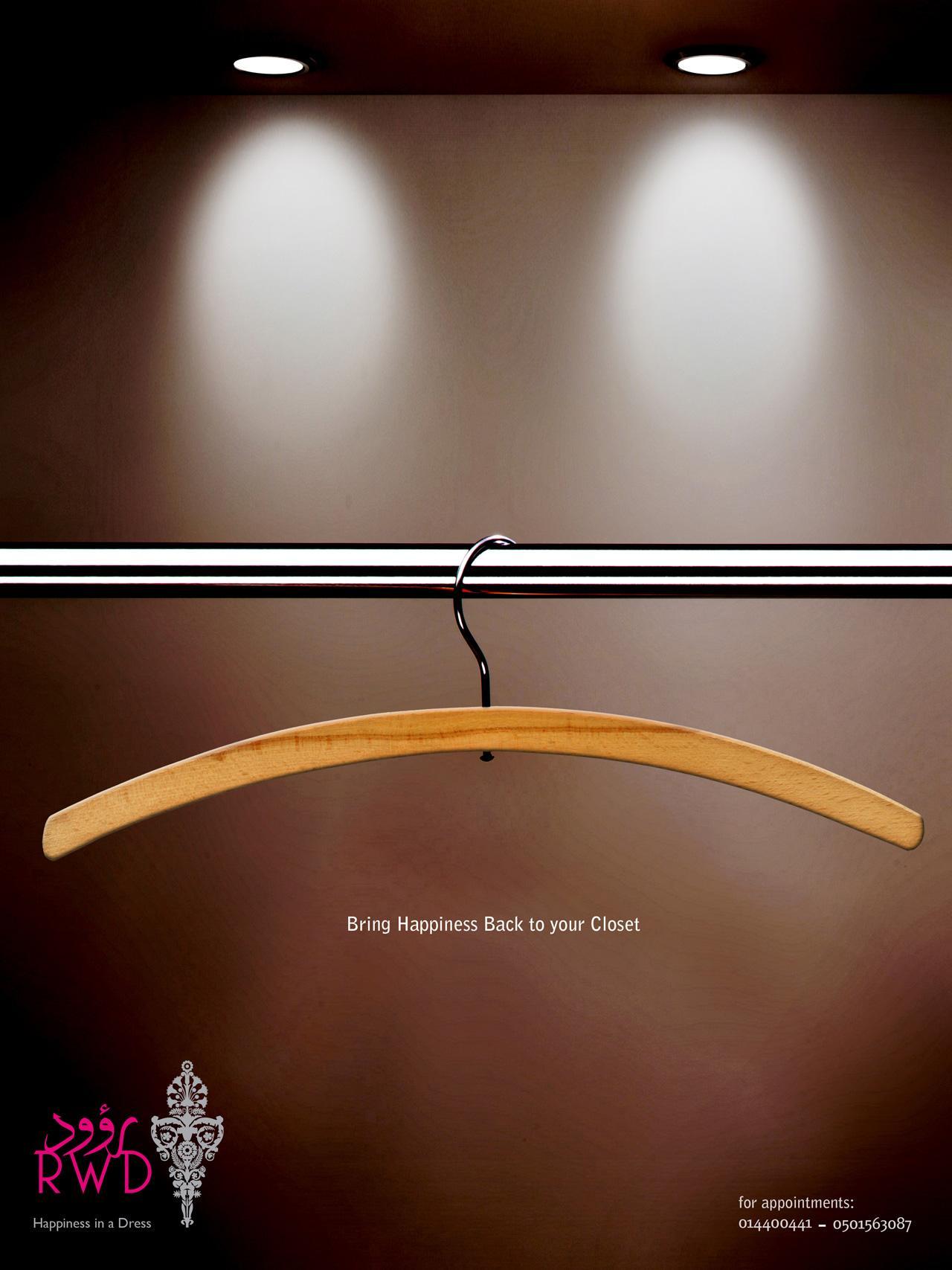 Rawud Atelier Print Ad -  Hanger