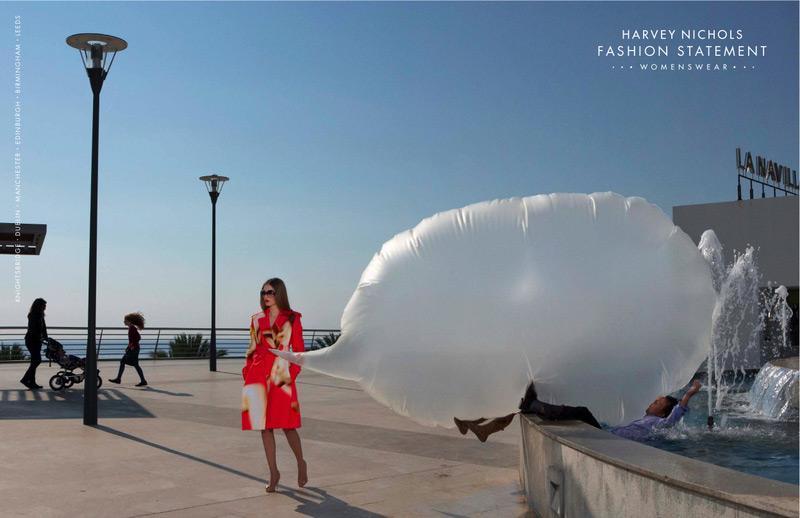 Harvey Nichols:  Fashion statement, 3