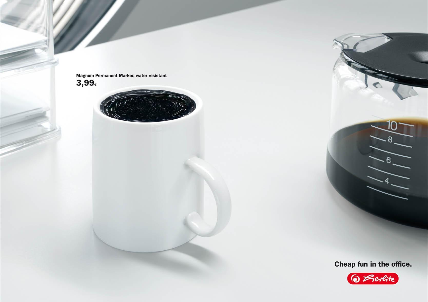 Herlitz Print Ad -  Cheap Fun, 3
