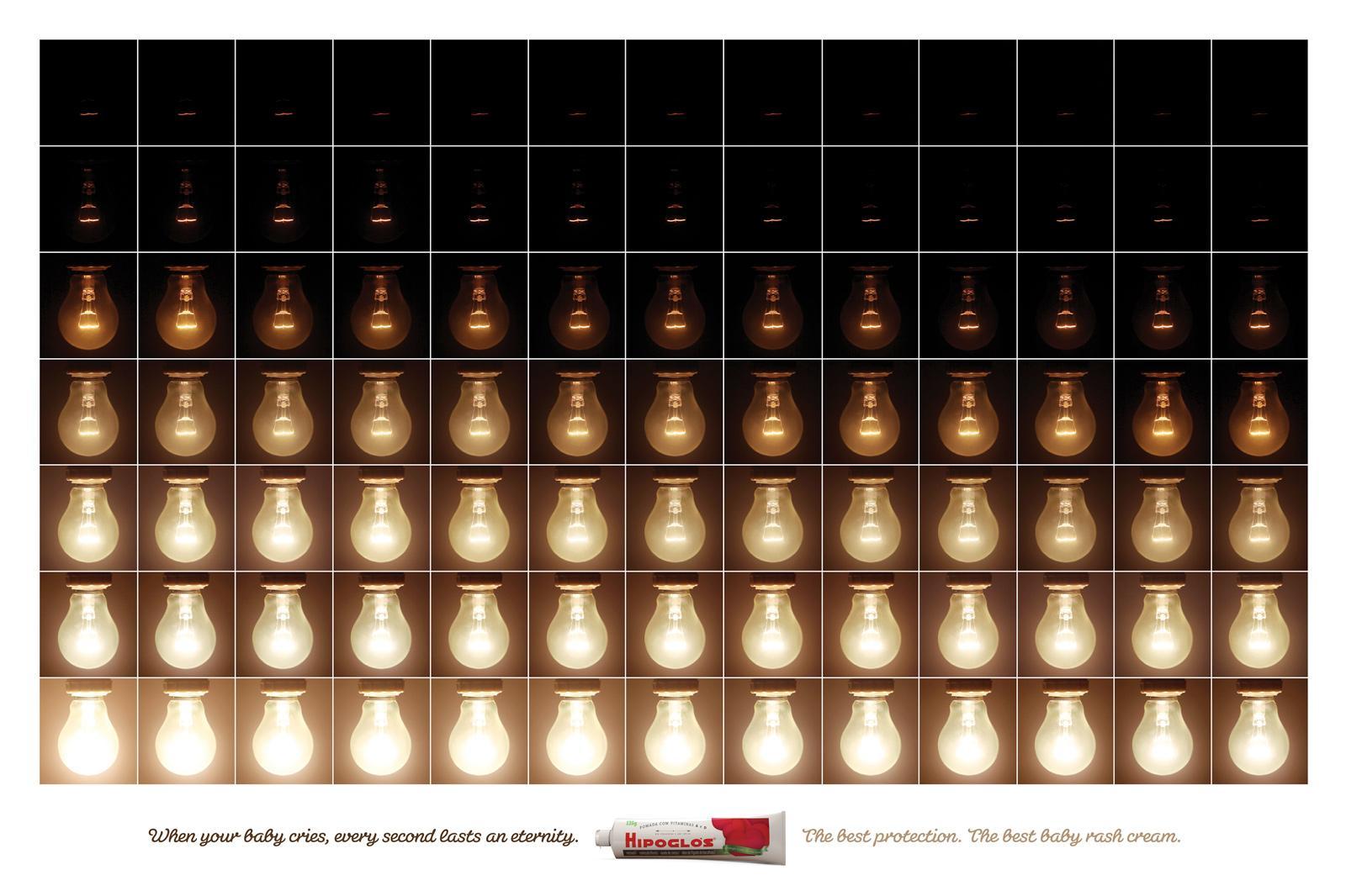 Hipoglos Print Ad -  Lamp