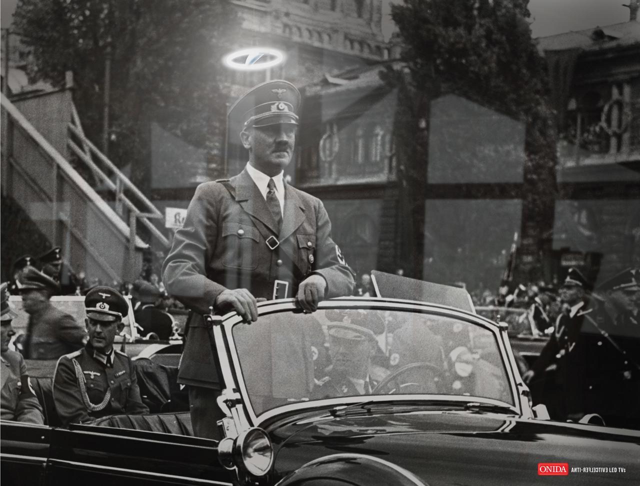 Onida Print Ad -  Hitler