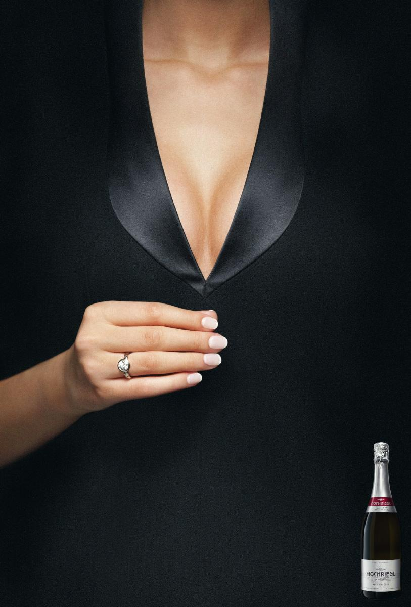 Hochriegl Print Ad -  Woman