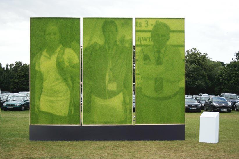HSBC Ambient Ad -  Wimbledon