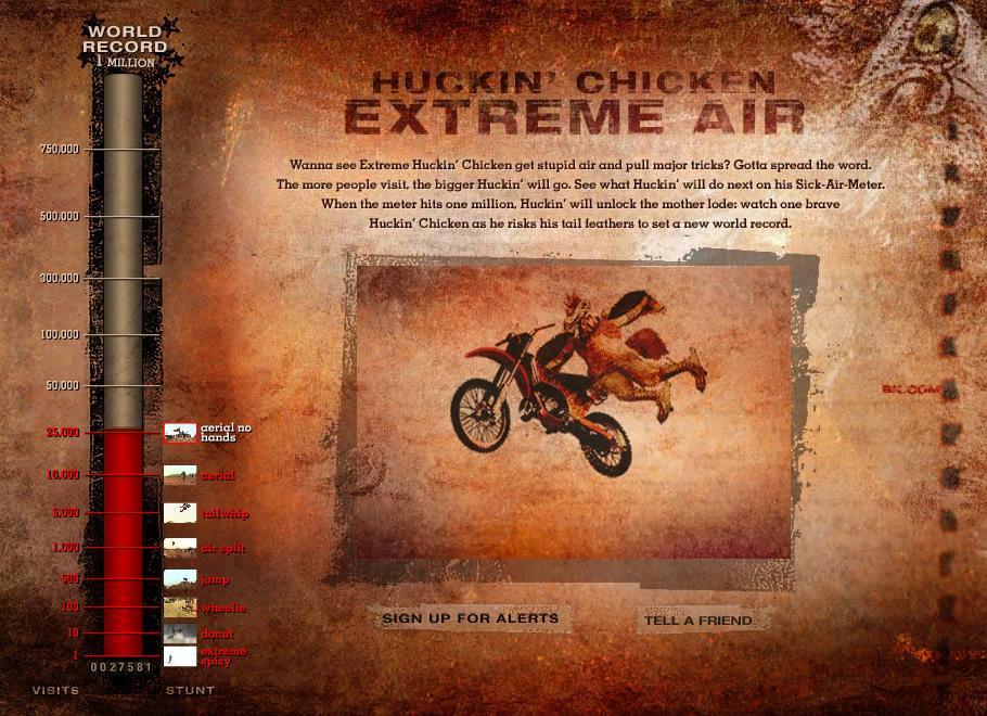 Huckin' Chicken